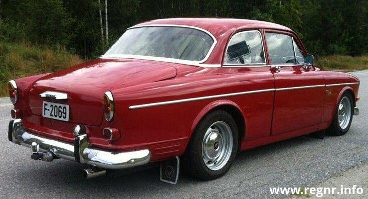 Bilde av F2 069, en Volvo 121 (F2069)